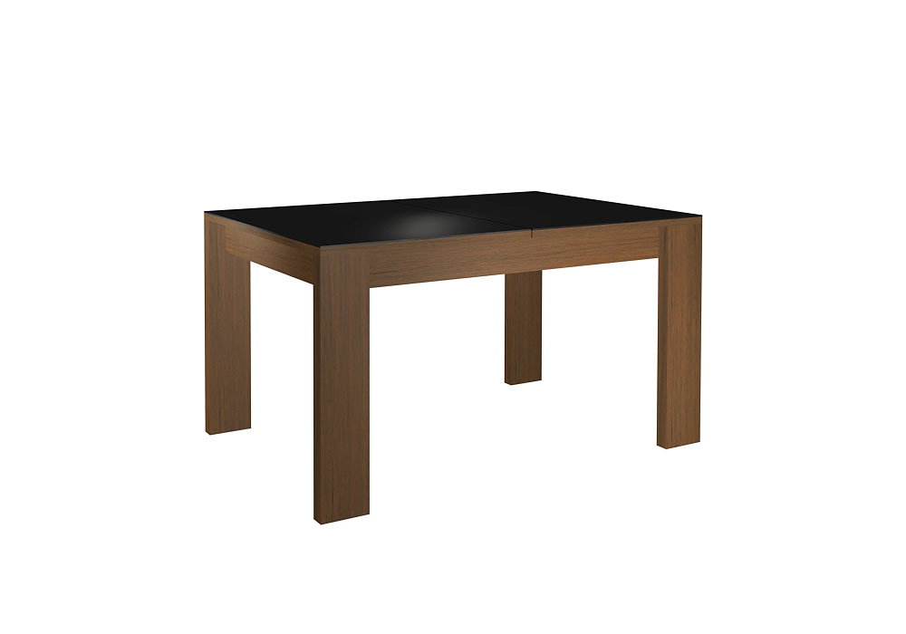 Stół blat lakobel czarny